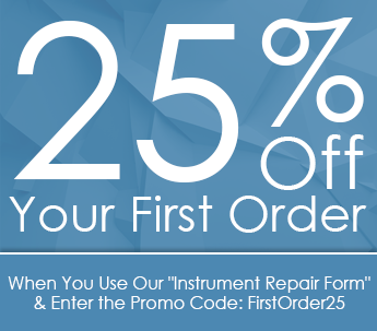 25% Off Your First Order