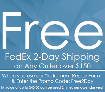 Free Fedex Priority 2-Day Shipping on Any Order over $150
